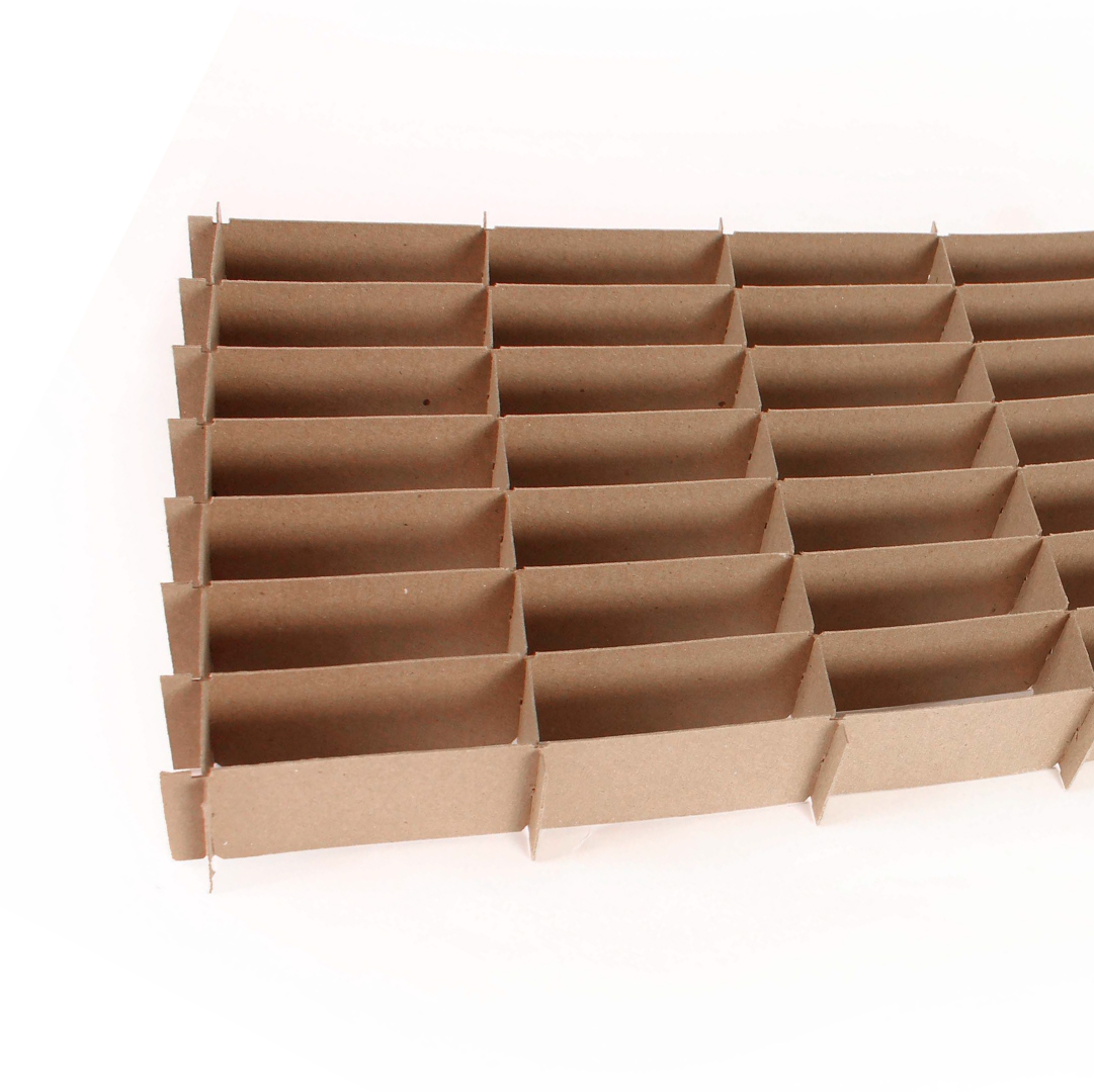 separadores de fibra plastificada